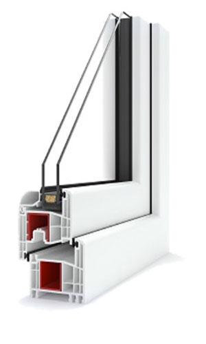 Cenovno ugodno PVC okno
