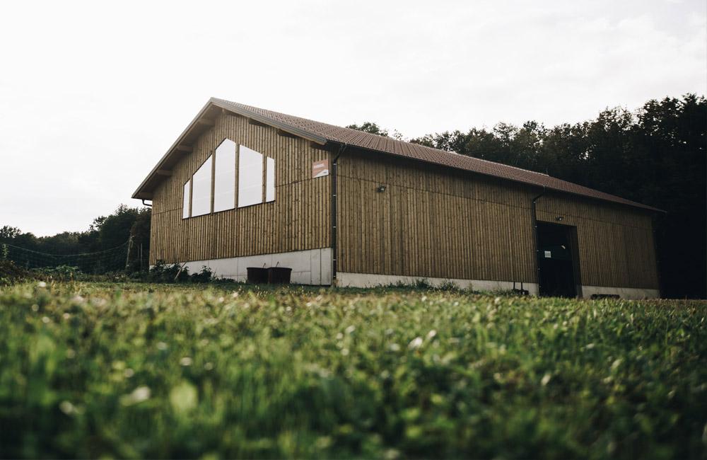 lesena skladišča Haas